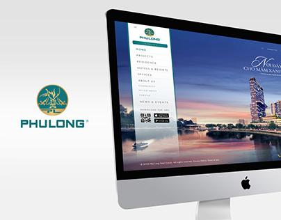 Phu Long // Website