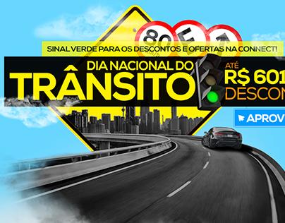 Campanha Dia Nacional do Trânsito