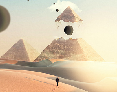 Desert - Photo Manipulation