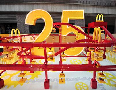 McDonald's Happy Factory