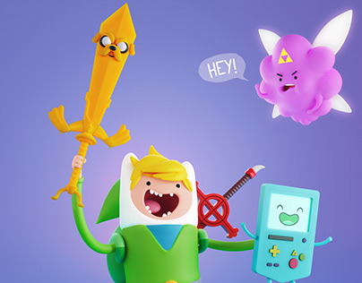 The Legend of Adventure Time