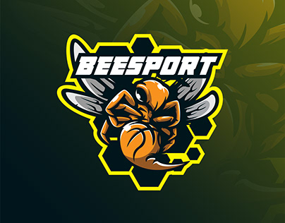 BEESPORT - Mascot Logo