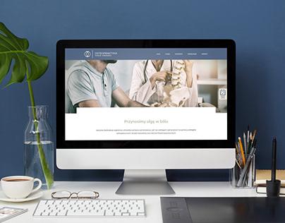 OSTEOPRAKTYKA: WEBSITE