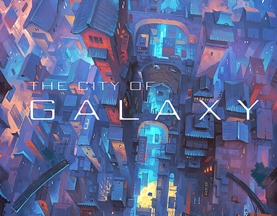 The City Of Galaxy
