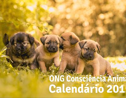 Projeto Beneficente | ONG Consciência Animal
