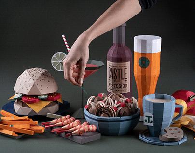 Food & Drink Week 2019 campaign