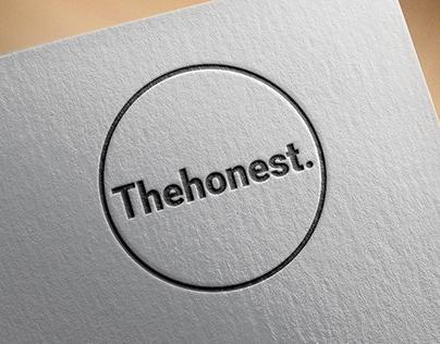 Logo design - The honest