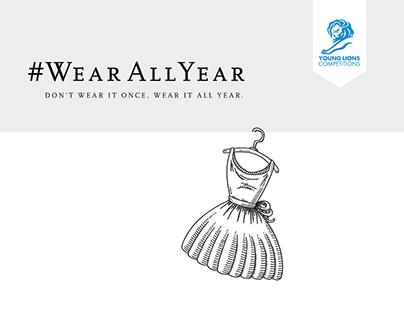 #WearAllYear