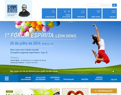 Centro Espírita Léon Denis (CELD)