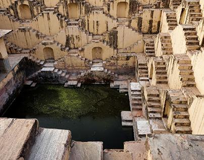 Temples et architecture de l'inde