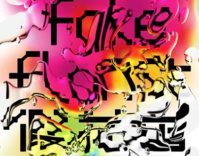 fake florist / 假花店