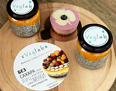 Creative Design for Healthy sweets