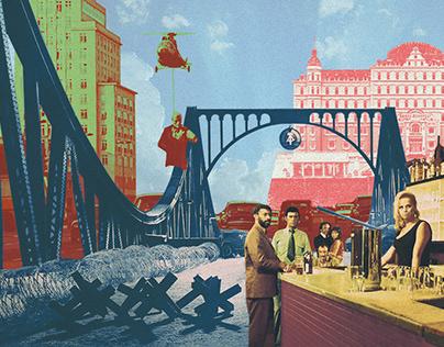 Collage: Mengunjungi Jerman, Whiteboard Journal