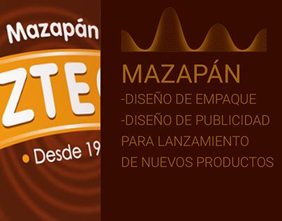 Mazapán Azteca