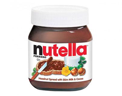 Posteos de Nutella
