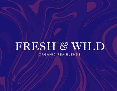 Fresh & Wild | Logo & Package Design