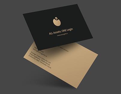 Visiting Card - Design