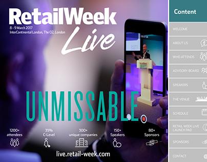 Retail Week live