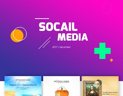 Social Media | Nutritionist and Estheticians