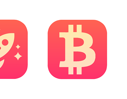 Bitcoin-specific icons