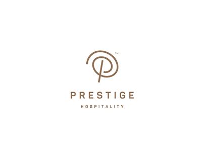 Prestige Hospitality   Logo & Identity   Qatar