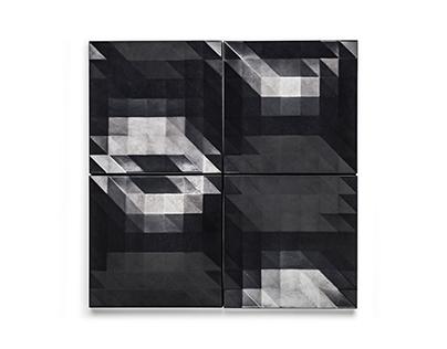 'Crisp' Concrete Tile