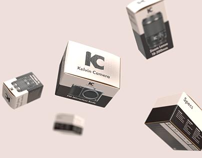 Kelvin Camera Packaging