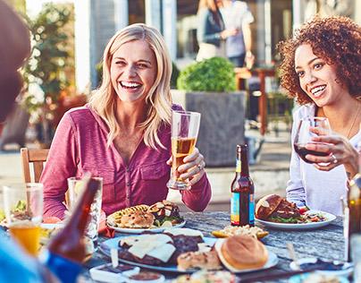 Cargill Lifestyle + Burgers + BTS