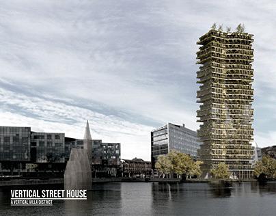 Vertical Street House