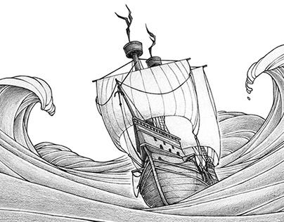 PAROLE NELLA TEMPESTA - book cover artwork