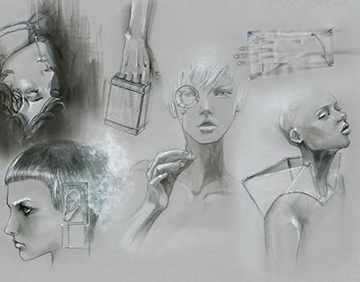 Shift - Illustrations