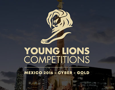 YOUNG LIONS 2016 · GOLD CYBER
