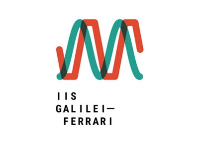 Branding ISS Galilei Ferrari