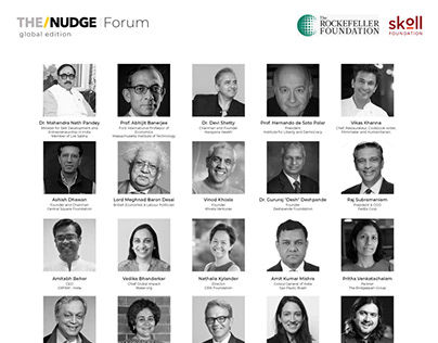 The/Nudge Forum | Global Edition