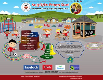 Nantyfyllon Primary School
