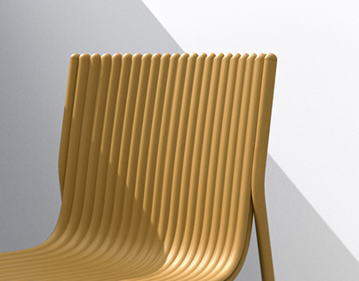 The Pleats chair