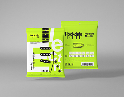 Rockdale Guitar Strings Issue#3