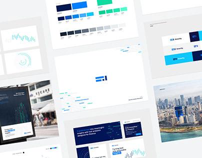 Amenity Analytics Brand & Website