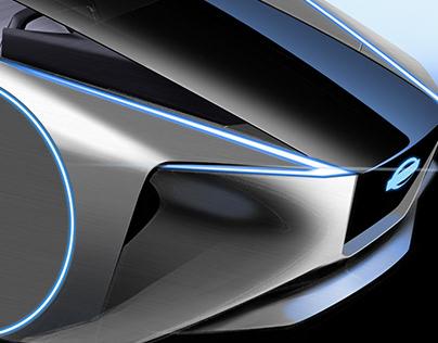 Nissan Leaf 2030