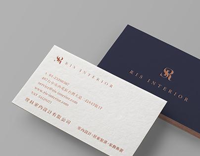 理絲室內設計 RIS Interior   Brand Design & Web Design