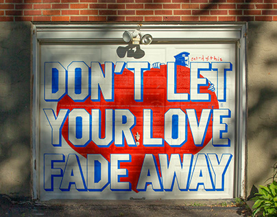 Don't Let Your Love Fade Away