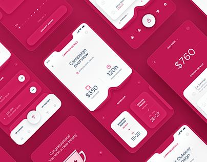 MAD - User flows & App Design