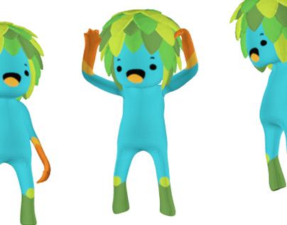 Rio Olympic Mascots