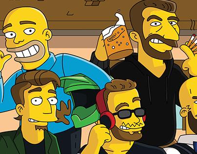 Simpsons Transformation