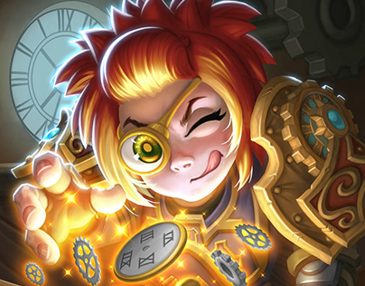 Hearthstone Extension: Time Travelers