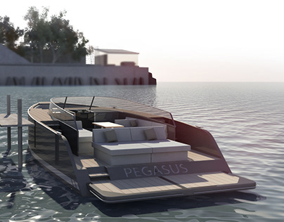 Pegasus Day Boat Concept