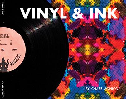 Vinyl & Ink Book