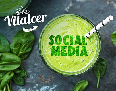 Social Media - Vitalcer