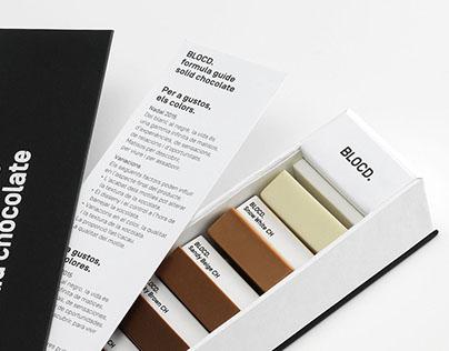 Chocolate Pantone - BLOCD