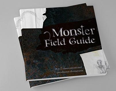 Monster Field Guide